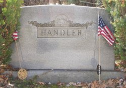 Lena <I>Hollander</I> Handler