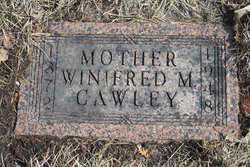 Winnifred Mathilda <I>Geraghty</I> Cawley