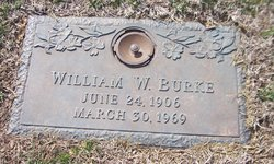 "William Walter ""Buster"" Burke"