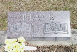 Virginia Adeline <I>Bloomer</I> Black