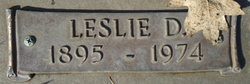 Leslie Dennis Church