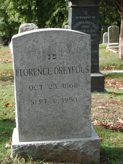 Florence Esther Dreyfous