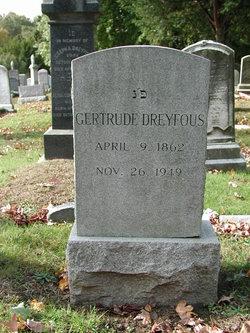 Gertrude Dreyfous