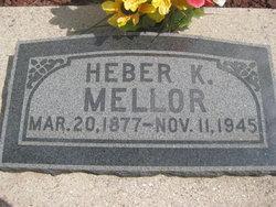 Heber Chase Kimball Mellor