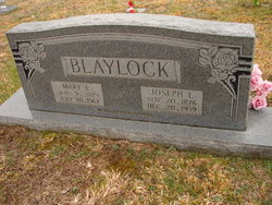 Joseph Linville Blaylock