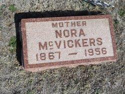 Nora McVickers