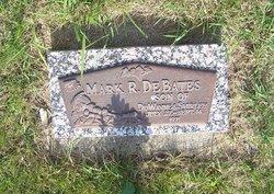 Mark R DeBates