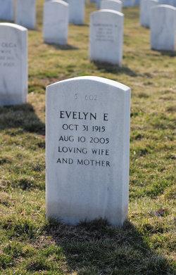 Evelyn E <I>Baker</I> Trevor