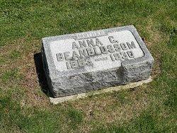 Anna C <I>Thompson</I> Beanblossom