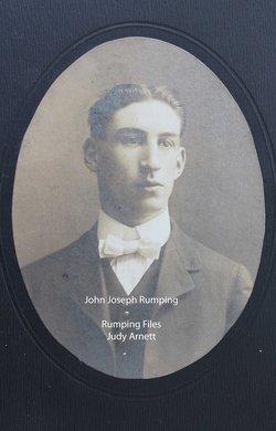 John Joseph Rumping