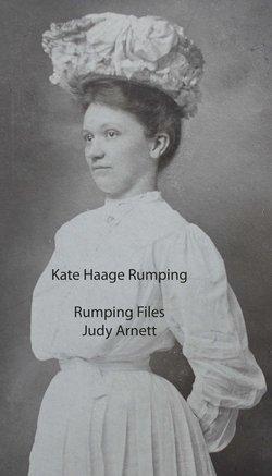 "Catherine C ""Kate"" <I>Haag</I> Rumping"