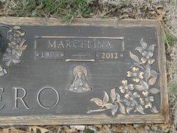 "Marcelina ""Aunt Marci"" <I>Luna</I> Camero"