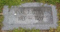 Mary Jane <I>Thompson</I> Pistole