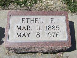 Ethel Flo <I>Stansberry</I> Patrick