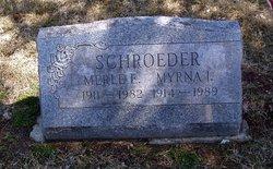 Merle E Schroeder