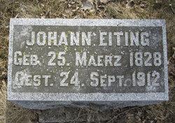 Johann Eiting