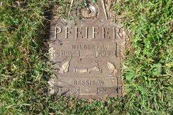 Bessie W Pfeifer