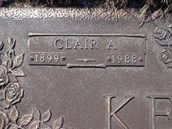 Clair Alton Keech