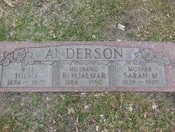 Hilma Anderson