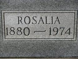 Rosalia <I>Hemler</I> Hahn