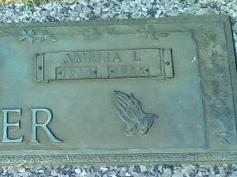 Amelia L. <I>Girdner</I> Napier