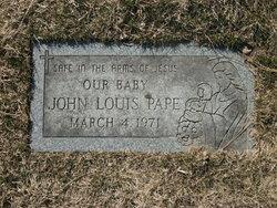 John Louis Pape