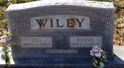 Kinnie E. <I>Tomlin</I> Wiley