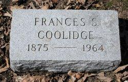 Frances Josephine <I>Smith</I> Coolidge