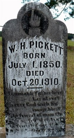 William Hillery Pickett