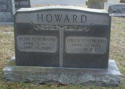 Owen H Howard