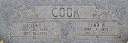 Nora M Cook