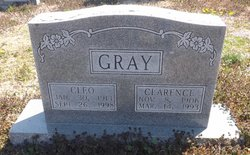 Clarence Gray