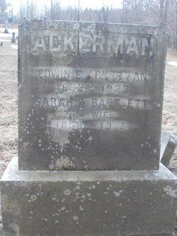Edwin E. Ackerman