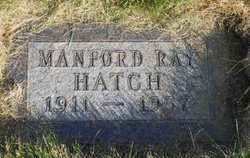 Manford Ray Hatch