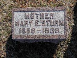 Mary Etta <I>Clyne</I> Sturm