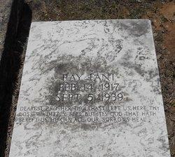 Mack Ray Fant
