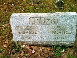 Bessie <I>McGlone</I> Jones