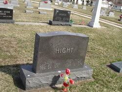 John Clyde Hight