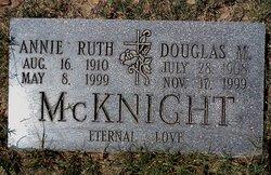 Annie Ruth McKnight