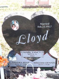 Sandra Rene' <I>Madorin</I> Lloyd