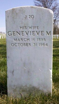 Genevieve M Culleton