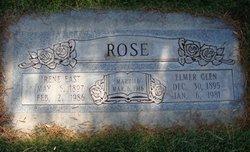 Irene Lenora <I>East</I> Rose
