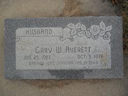Gary W Averett
