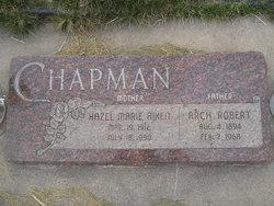 Hazel Marie <I>Aiken</I> Chapman