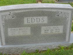 Lois Estelle <I>Beck</I> Edds