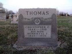 Christopher Columbus Thomas