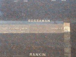 "Elizabeth ""Lib"" <I>Hethcox</I> Sossaman"