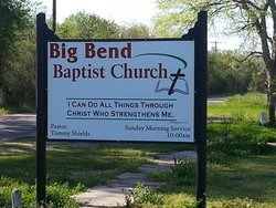 Big Bend Baptist Cemetery