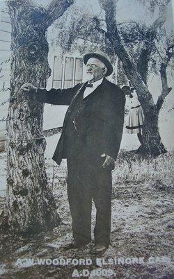 Col Asa Wesley Woodford