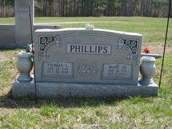 Thomas L Phillips